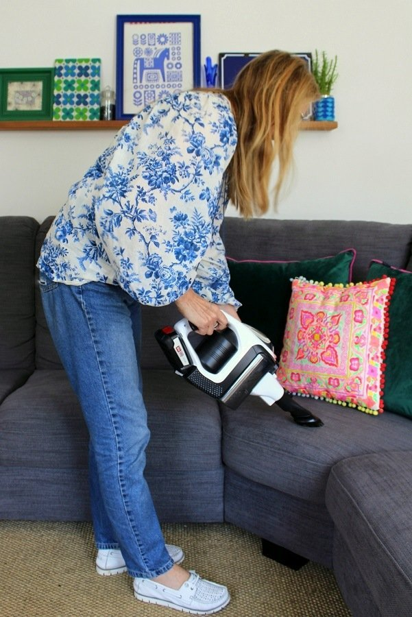 My New BFF is a Bosch Unlimited Vacuum Cleaner