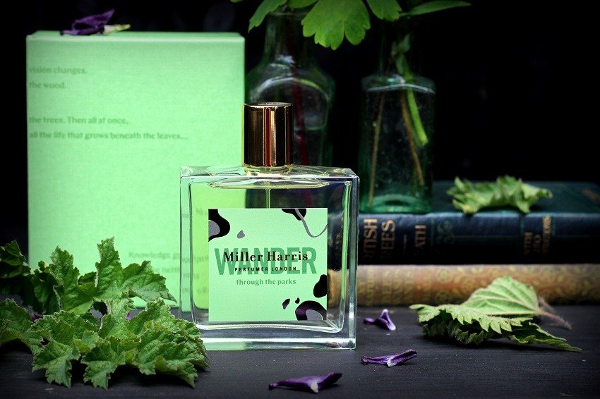 Wander By Miller Harris The Only Summer Fragrance I'm Wearing This Year