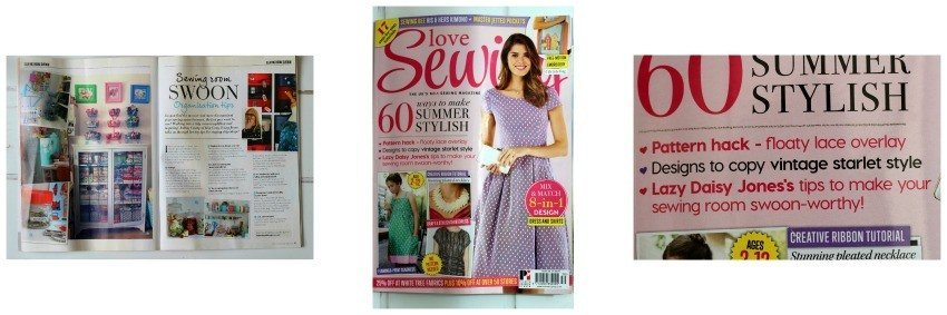 love sewing issue 30 lazy daisy jones