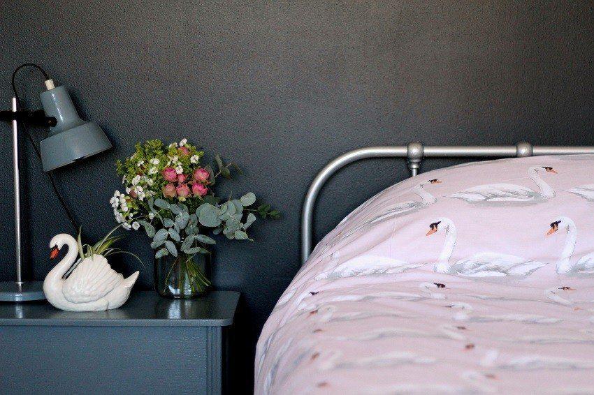 Spare Room Progress Report Vintage Bed & Nora Mattress