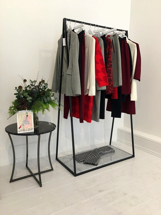 Jaeger a/w 2018 Lately 5 things I got up to in May 2018