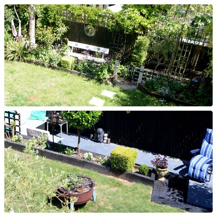 Garden Makeover Part 2 New Patio Revealed