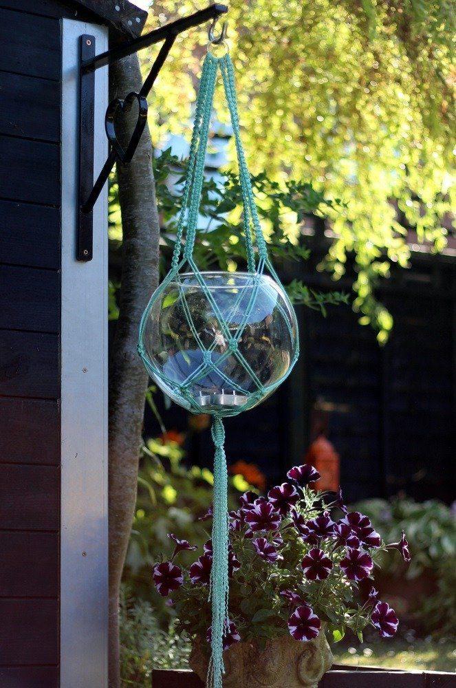 Macramé Plant Hanger #2 Diy Garden Project