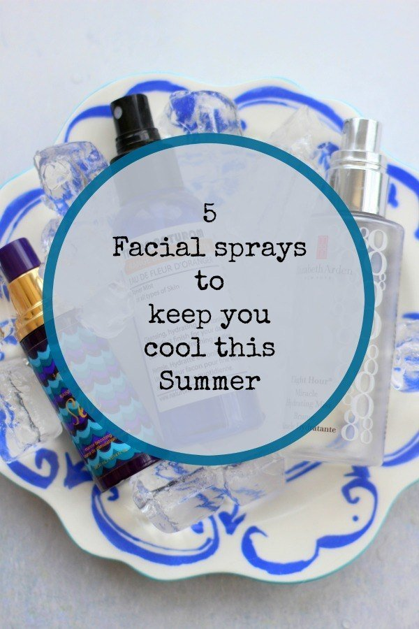 5 Facial Sprays Keeping Me Cool In The Heatwave