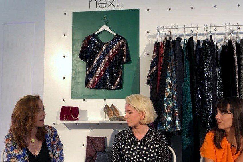 Next Christmas House, A/W18 Fashion Preview & Talk.
