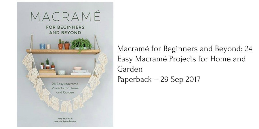 Marcrame for beginners new book!