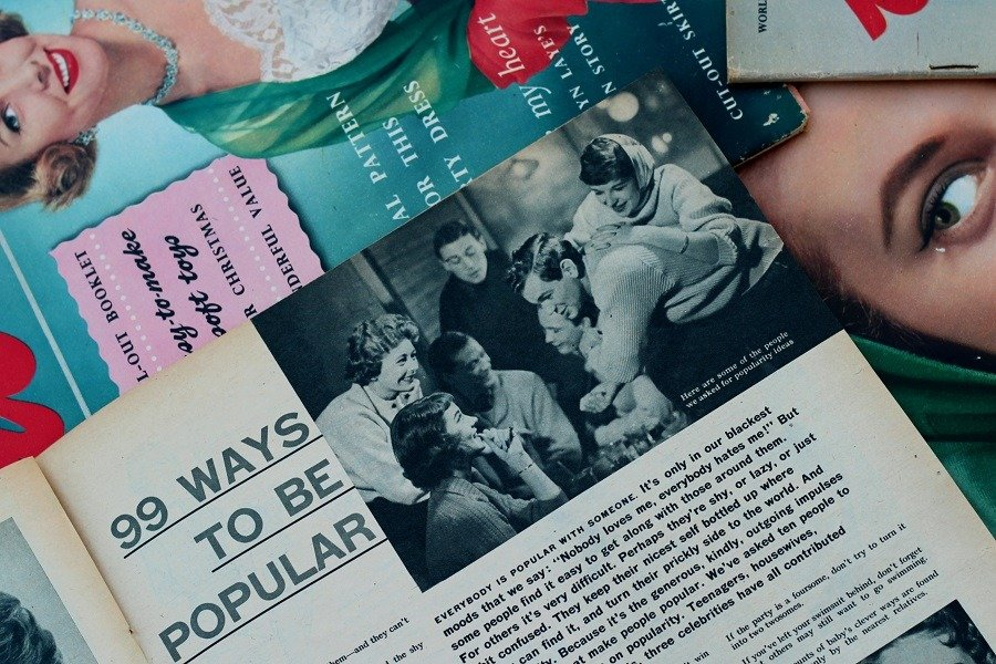 99 Ways To be Popular In 1958