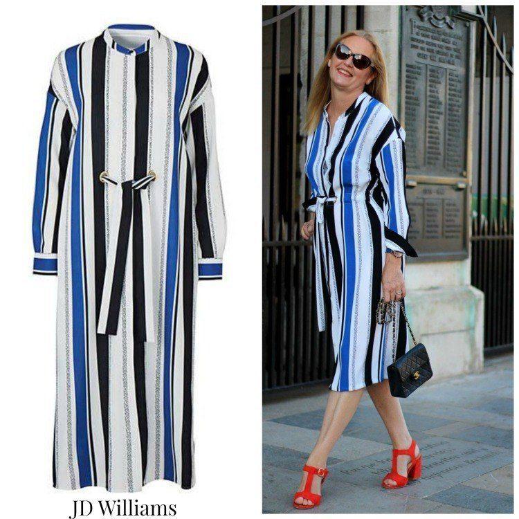 JD Williams Dress worn By lazy daisy Jones
