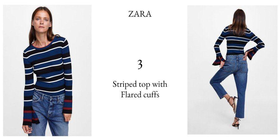 Zara and Mango Wishlist 2018