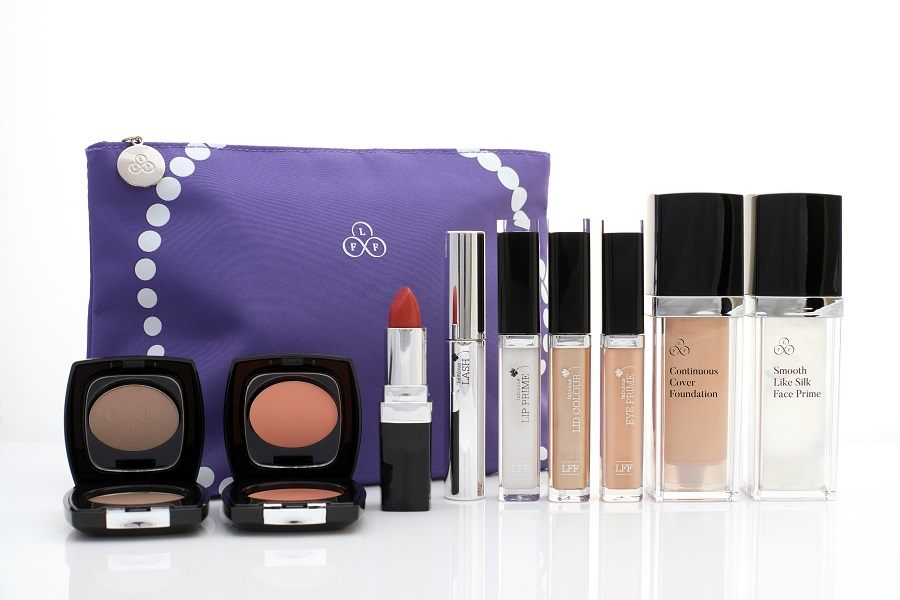 The Essential Collection Look Fabulous Forever makeup