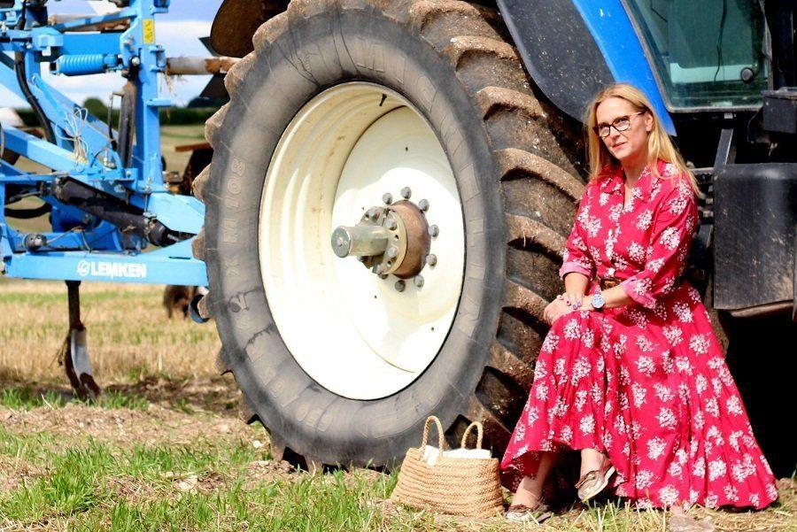 Glancing Back At Summer A Horrockses Fashion Vintage Dress