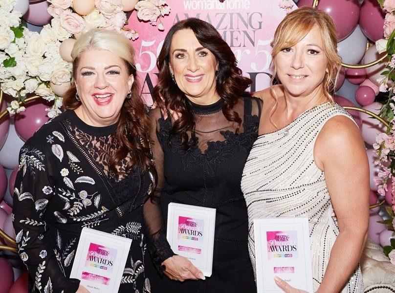 Amazing Women 50 Over 50 Awards Night