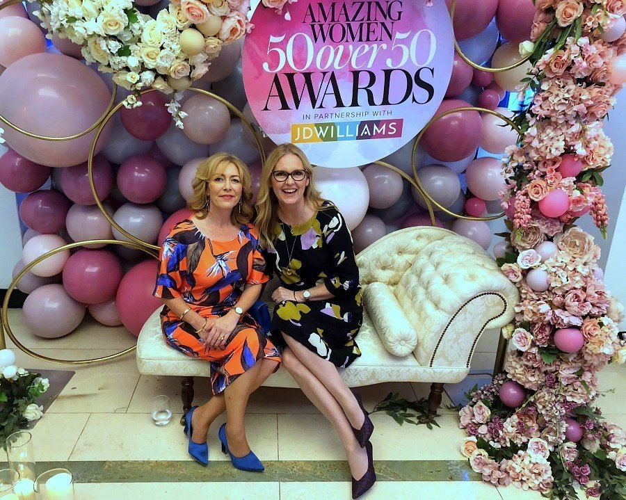 Amazing Women 50 Over 50 Awards Night