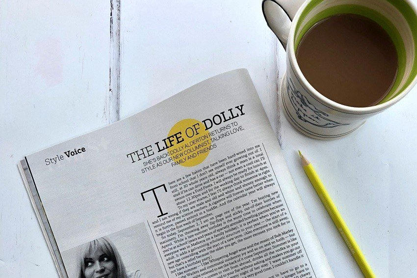 Lately 5 Things we got up to in September 2018 Sunday times Dolly Alderton