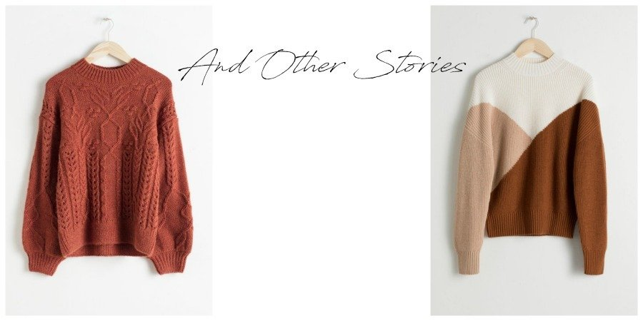 Oversized Autumn Knitwear Edit