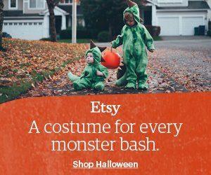 etsy uk halloween ideas