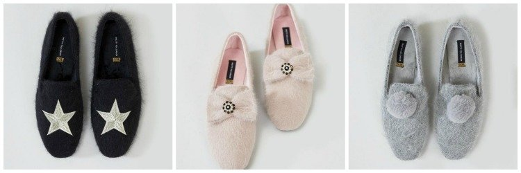 What I Am Wearing This Winter pretty You London house shoes