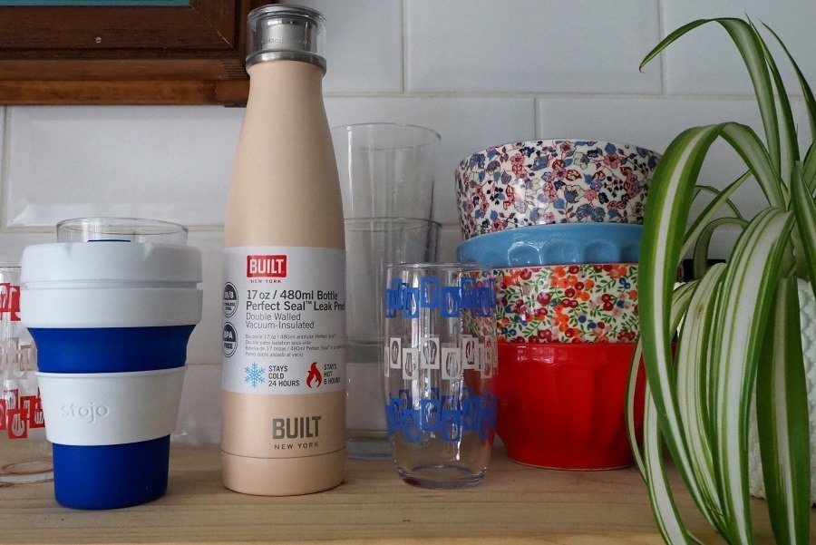 Trying To Live A More Sustainable Life + A Giveaway.