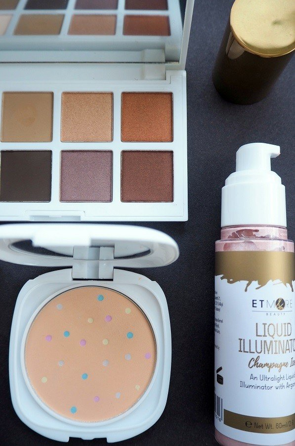 Gifted To Me & Shared With You #1 Etmore beauty products