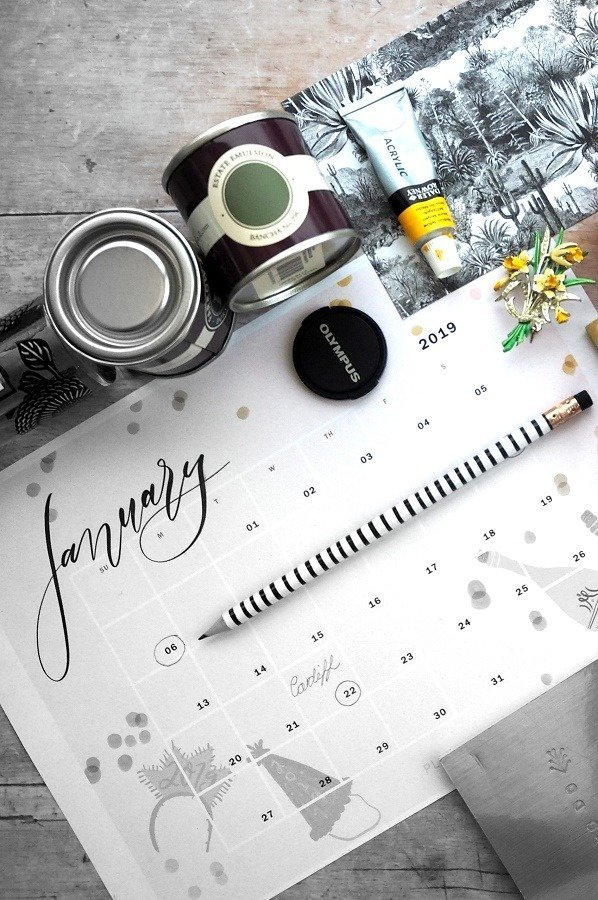 On Blogging Glancing Back & Looking Forward To 2019