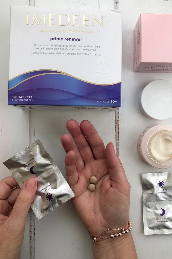 Why I Wish I'd Started Taking Imedeen Skin Supplements In My 30's