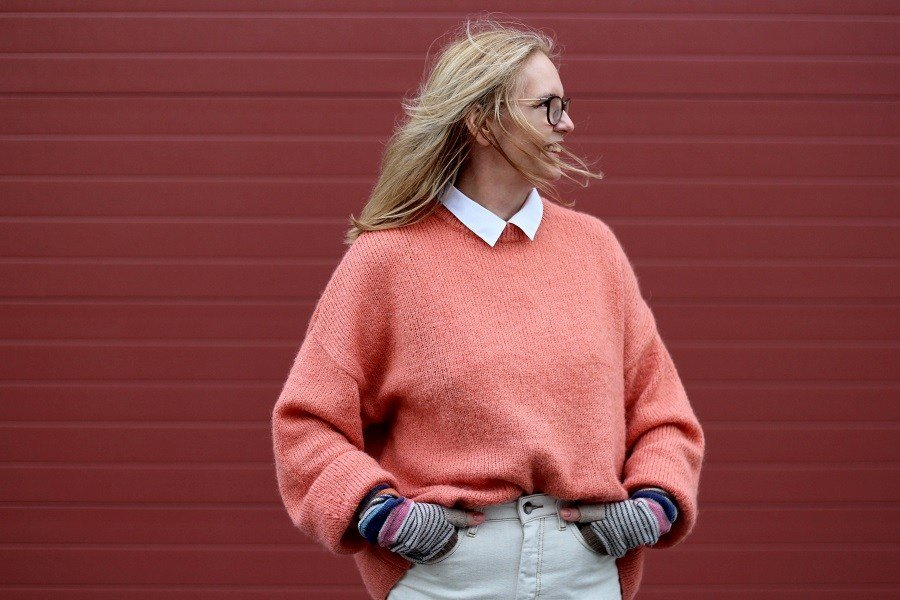 The Power of Colour: Wearing Living Coral