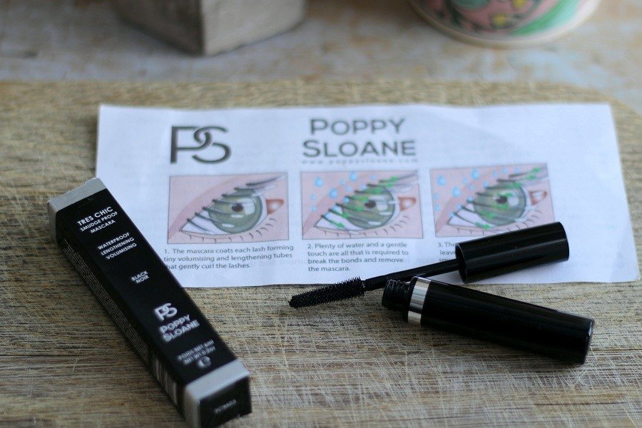 Poppy Sloane Tres Chic Mascara reviewed