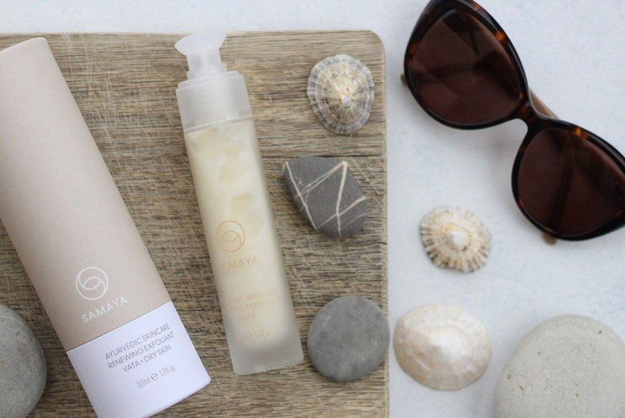 Skin Care Is Your face Ready For Summer? samaya exfolient