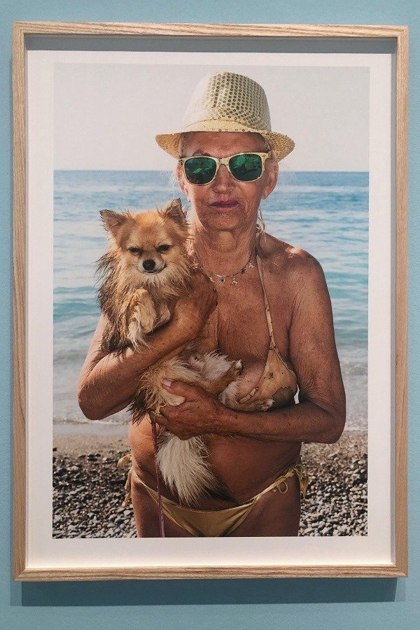martin parr National portrait gallery 2019