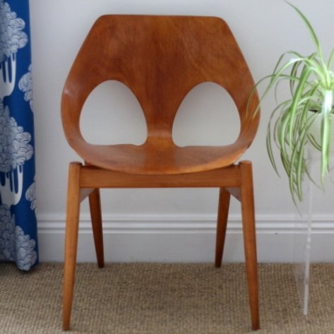 Restored Kandya 1950's chair