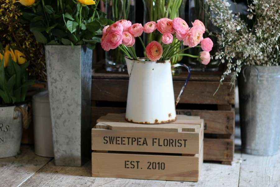 My Dorset, Shopping With The Amazing Sweetpea Florist, Blandford.