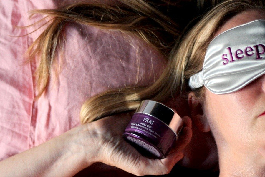 Neck Ageing Faster than your Face? Try PRAI Throat & Decolletage Night Creme reviewed