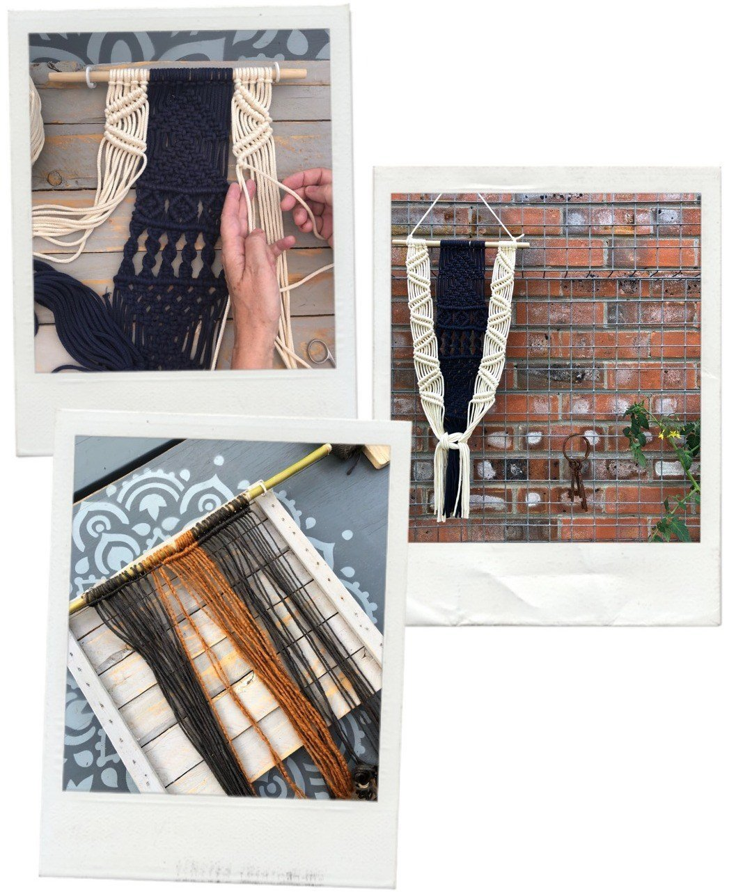Life Lately, Snapshots of June and July 2019 Macrame