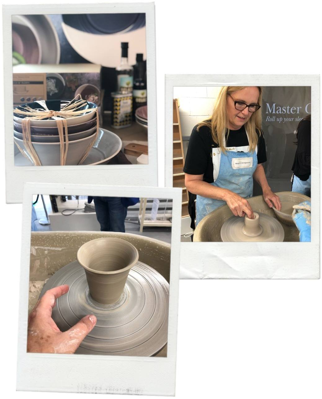 Life Lately, Snapshots of June and July 2019 Royal Doulton Visit