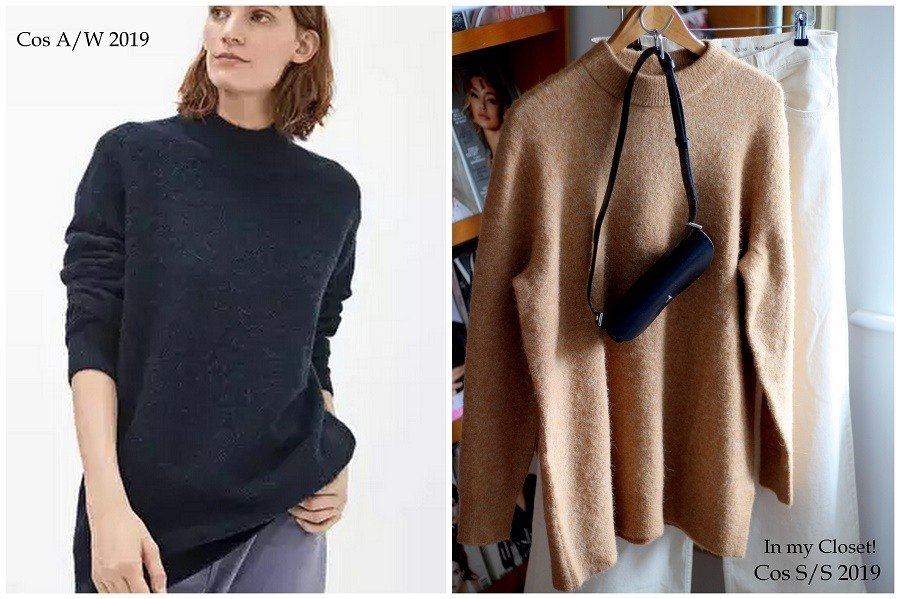 Knitwear Slow Fashion Or Not buying New A/W19 Clothes When I Already Own Similar