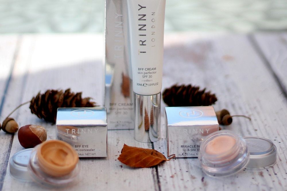 Trinny London Miracle Blur BFF Cream & Eye Concealer A Makeup Review