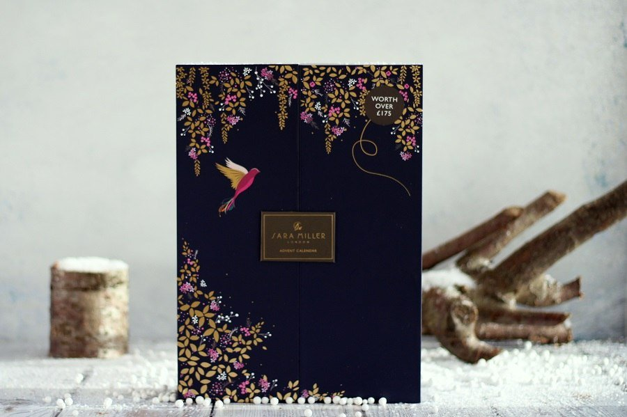 New Christmas Beauty Products & Sara Miller Advent Calendar