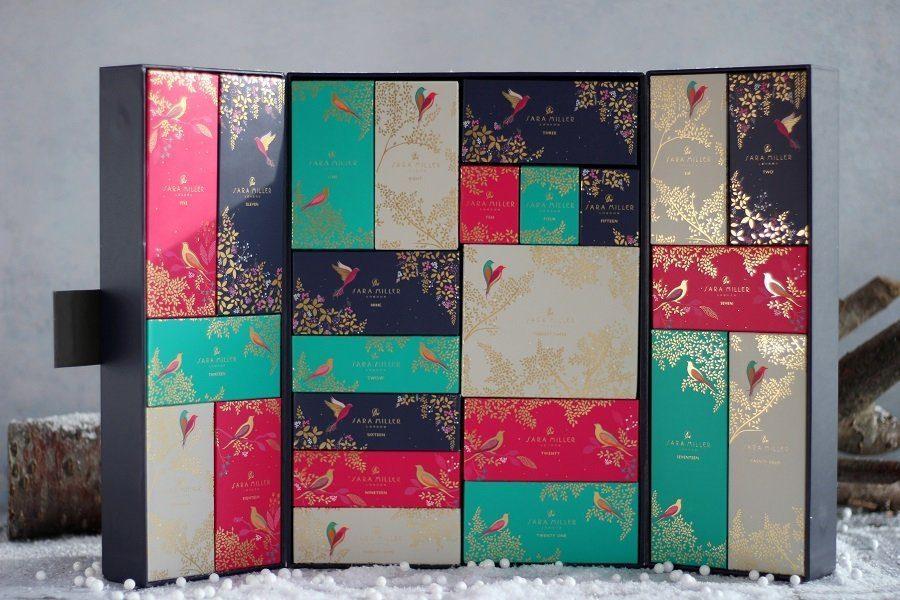 New Christmas Beauty Products & Sara Miller Advent Calendar