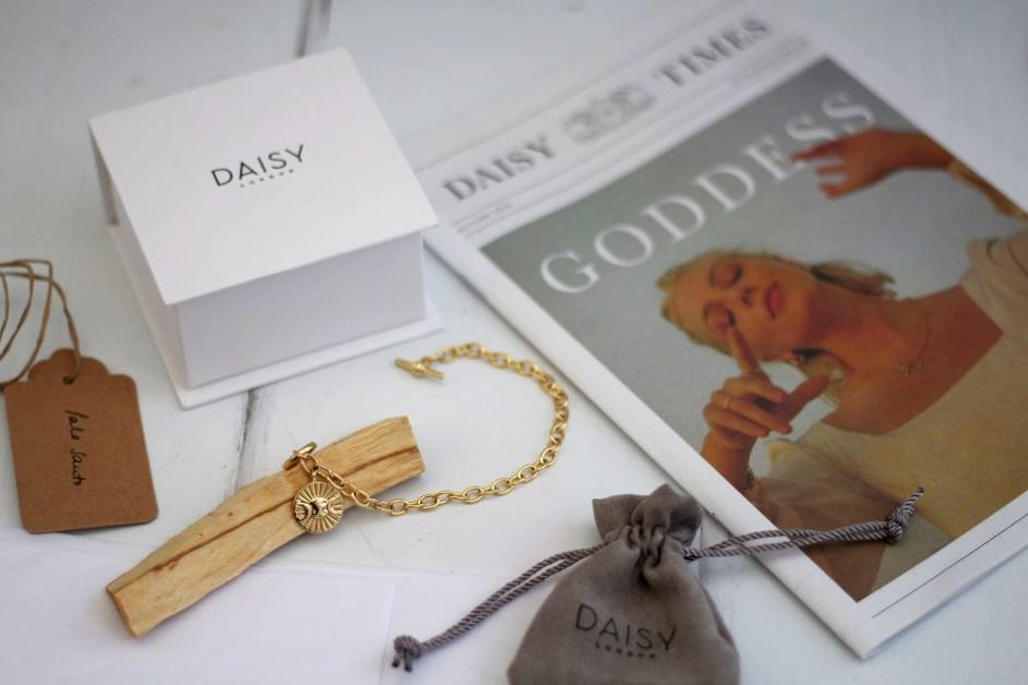 Daisy Jewellery Goddess The Latest Estée Lalonde collaboration