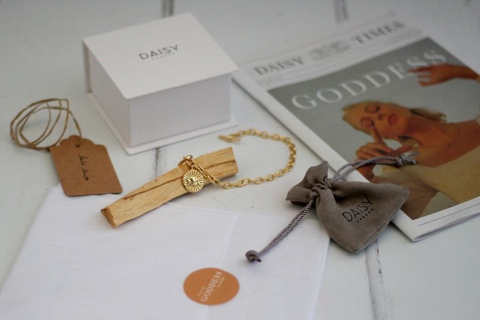 daisy Jewellery estee lalonde goddess
