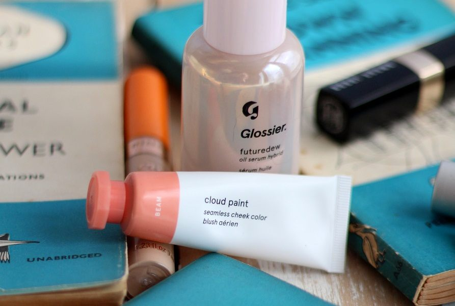 everyday makeup products glossier futuredew