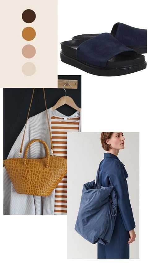 summer minimal wardrobe
