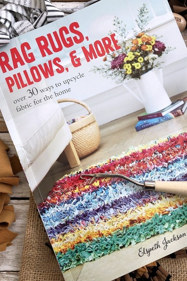 Elspeth's rag rug book