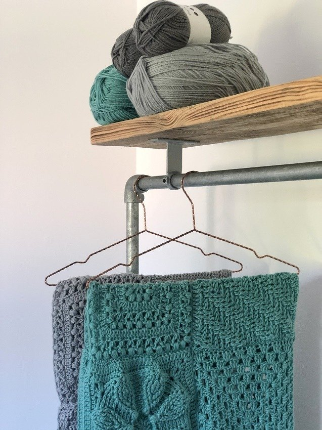 traveling crochet afghan project crochet along 2020