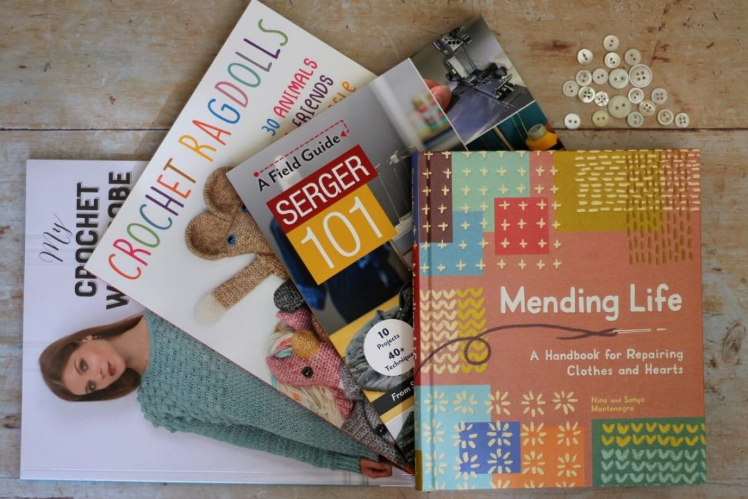 mending life new sewing sustainably book