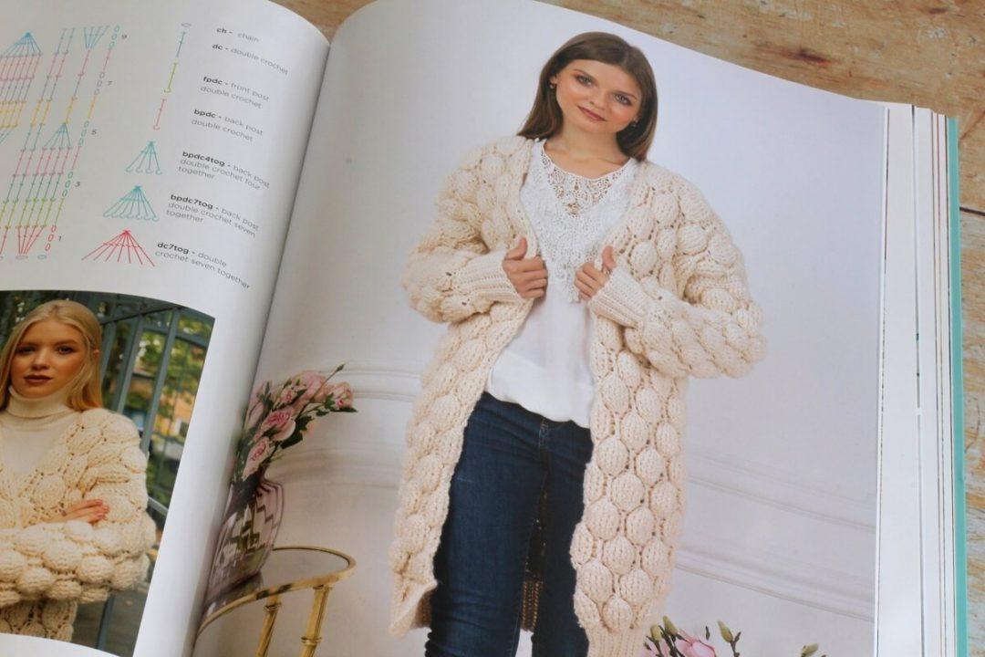 My crochet wardrobe closet new crochet book reviewed