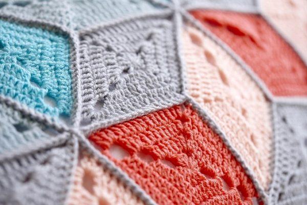big top crochet blanket by lazy daisy jones
