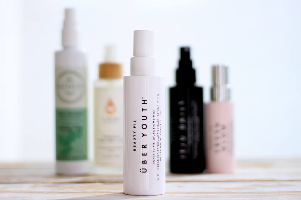 beauty pie Uber Youth microbiome mist