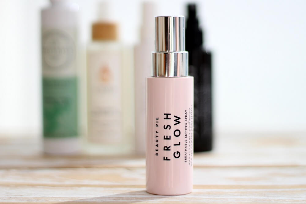 Beauty Pie Fresh Glow makeup setting spray