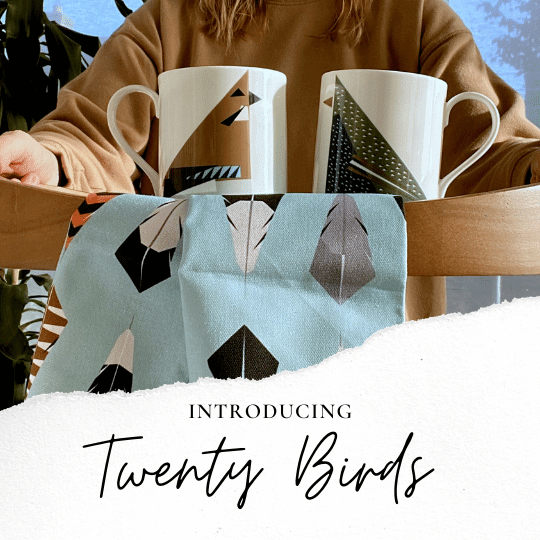 introducing twenty birds homeware and gifts